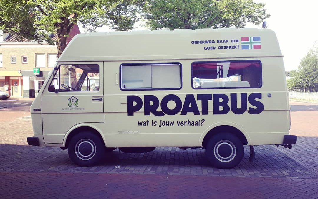Nu gestationeerd in Martenshoek: de PROATBUS